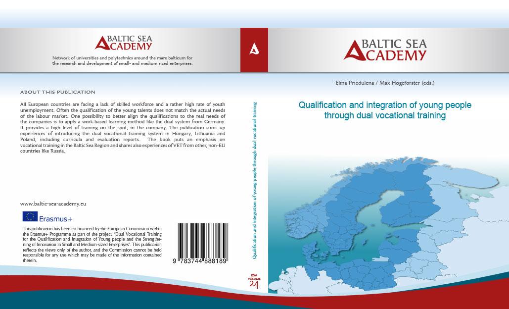 BSA Buchcover Vol 24